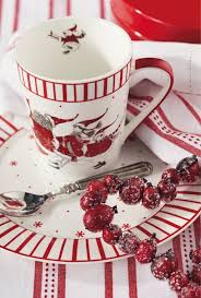 Spode Christmas Tree Mugs With Spoons by 94 Best Christmas Mugs Images On Pinterest Christmas Mugs