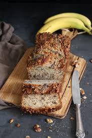 bananenbrot mit walnüssen bake to the roots