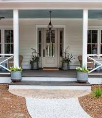 Porch Paint Colors Benjamin Moore by 50 Shades Of Haint Blue Model Home Built By C M Combs Homes