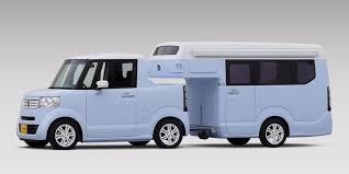 Honda built a micro truck camper bo and it s amazing