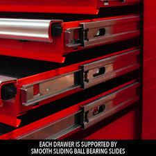 Tool Box Side Cabinet Nz by New Maxim Red 60 U201d Locker Toolbox Latch Lock On Drawers