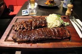 spare ribs picture of the breslin bar grill melbourne
