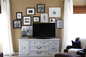 Candice Olson Living Room Images by Brown And Red Painted Family Rooms House Decor Picture