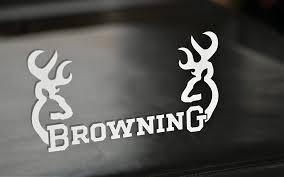 100 Browning Decals For Trucks Amazoncom Classic BROWNING Buckmark Premium Vinyl Decal Sticker
