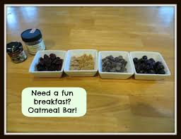 Oatmeal Buffet – Easy And Fun Breakfast Idea | Be Healthy, Be ... Personal Sized Baked Oatmeal With Individual Toppings Gluten Free Best 25 Bars Ideas On Pinterest Chocolate Oat Cookies Blackberry Crumble Bars Broma Bakery The Love Bar Modern Honey Include Dried Apples Blueberries Banas Strawberry Recipe Taste Of Home Ultimate Healthy Breakfast Strong Like My Coffee With Caramel Ice Cream Topping All