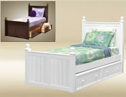Twin White Bed by Best 25 Wood Twin Bed Ideas On Pinterest Twin Bed Frame Wood