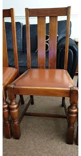 4 Antique Dining Room Chairs In SO16 Southampton For £30.00 ...