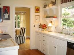 Image Of Small Kitchen Decorating Ideas