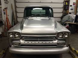 1959 Chevrolet 3100 For Sale | ClassicCars.com | CC-957989 1959 Chevrolet Apache For Sale Classiccarscom Cc954764 Sale Near Charlotte North Carolina 28269 300327equipped Napco 44 31 Project Bring A Trailer Suburban 4x4 Clean Vintage Truck Chevy Fleetside Truck 4x4 Chevrolet Apache Stepside Pickup Truck 1958 What Your 51959 Should Never Be Without Myrideismecom Panel Van Stock Photos Images Alamy Hot Rod Network This Equipped 3600 Is A No Nonse Go