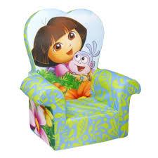 100 Dora High Chair Spin Master Marshmallow Furniture Back