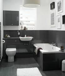 trendy bathroom 50 bold exles in black