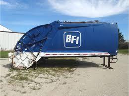 Used 25 Yard McNeilus Rear Loader - Rantoul Garbage Truck Sales