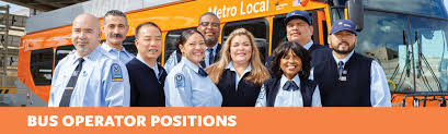 Metro Careers | Begin Your Transportation Career As A Bus Operator
