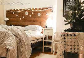 Easy Christmas Bedroom Decor 81 With A Lot More Home Decoration For Interior Design Styles
