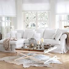 wohnideen sofa new weiss loberon landhausstil