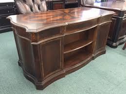 Sauder Heritage Hill 60 Executive Desk by Belle Grove 60