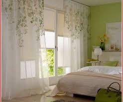 gardinen schlafzimmer gewöhnliche ausgezeichnet