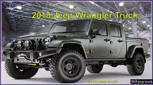 100 4 Door Jeep Truck Seven Facts That Nobody Told You About Brand New Wrangler 19