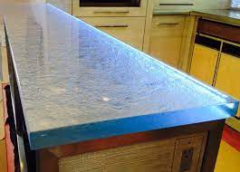 104 Glass Kitchen Counter Tops Why Choose Tops Art Design