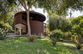 100 Lautner House Palm Springs Circular 1950s House By John Hits The Market For The
