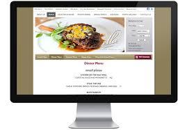 ella website design three29