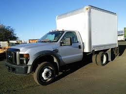 100 Pickup Trucks For Sale In Ct 2008 D F450 Box Truck Hartford CT 06114 Property Room
