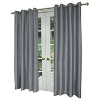 Absolute Zero Curtains Canada by Curtains U0026 Drapes Sheer Blackout U0026 More Lowe U0027s Canada
