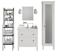 ikea hemnes bathroom 3d model 29 obj max unknown free3d