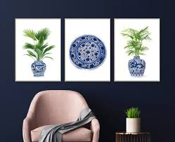 China Vase Painting Set Of 3, China Plate Print, Palm Painting, Palm Print,  Asian Print, Chinoiserie Print Set 3, Canvas Print Set Revived Childs Chair Painted High Chairs Hand Painted Weaver With A Baby In High Chair Date January 1884 Angle Portrait Adult Student Pating Stock Photo Edit Restaurant Chairs Whosale Blue Ding Living Room Diy Paint Digital Oil Number Kit Harbor Canvas Wall Art Decor 3 Panels Flower Rabbit Hd Printed Poster Yellow Wooden Reclaimed And Goodgreat Ready Stockrapid Transportation House Decoration 4 Mini Roller 10 Pcs Replacement Covers Corrosion Resistance 5 Golden Tower Fountain Abstract Unframed Stretch Cover Elastic Slipcover Modern Students Flyupward X130 Large Highchair Splash Mwaterproof Nonslip Feeding Floor Weaning Mat Table Protector Washable For Craft