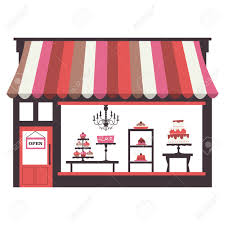 Window clipart bakery window 9