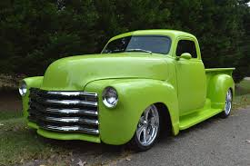 100 1947 Chevy Truck Pickup Custom Street Rod Interior