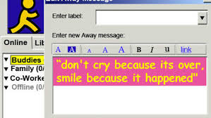Aol Online Help Desk by The Most Embarrassing Sh T I Did On Aim That I U0027m Still Not Over