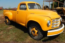 1949 Studebaker 2R15-21 Pickup Truck | Item H6870 | SOLD! Oc... 1949 Studebaker Truck Dream Ride Builders 1947 Pickup Truck Dstone7y Flickr This Is Homebuilt Daily Driven And Can 12 Pickups That Revolutionized Design 34 Ton Of Fun 1952 2r11 1955 Pro Touring Metalworks Classic Auto Rm Sothebys 2r5 12ton Arizona 2012 Junkyard Tasure 2r Stakebed Autoweek Pickup Motor Vehicle Appraisal Service Santa Fe Sound 1963 Champ For Sale Gateway Cars