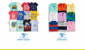 Kids Clothes, Boy, Girl & Toddler Clothes | OshKosh B'gosh Back To School Outfits With Okosh Bgosh Sandy A La Mode To Style Coupon Giveaway What Mj Kohls Codes Save Big For Mothers Day Couponing 101 Juul Coupon Code July 2018 Living Social Code 10 Off 25 Purchase Pinned November 21st 15 Off 30 More At Express Or Online Via Outfit Inspo The First Day Milled Kids Jeans As Low 750 The Krazy Lady Carters Coupons 50 Promo Bgosh Happily Hughes Carolina Panthers Shop Codes Medieval Times