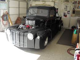 1947 Ford Truck Interior - Urban Home Interior •