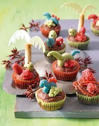 dinopark muffins
