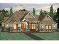 The Muirfield Castle Rustic Home Has 3 Bedrooms Full Baths And 1 Half Bath See Amenities For Plan 096D 0038