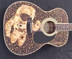 Frankenstrat Acoustic Guitar By Jordand3