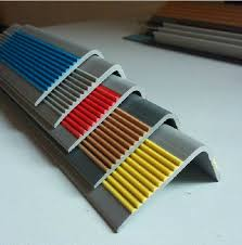 Stair Carpet Grippers by Carpet Gripper Strips Pvc Stair Nosing Heavy Duty Aluminium Stair
