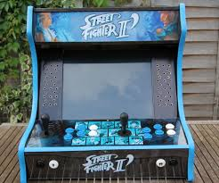 Mortal Kombat Arcade Cabinet Ebay by Street Fighter Ii Bartop Arcade With Hyperspin 7 Steps With