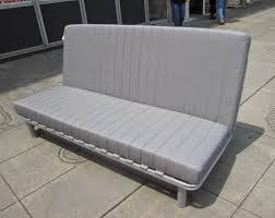Balkarp Sofa Bed Black by Ikea Futon Canada Roselawnlutheran
