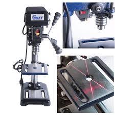 Floor Mount Drill Press by Dayton 15