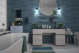 farbe im badezimmer wochenspiegel