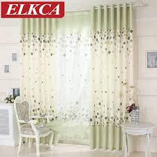 fenster behandlung grün grau endlosen fenster vorhänge für wohnzimmer tüll gardinen für schlafzimmer küche vorhänge grau drapieren