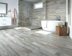 Outstanding Laminate On Bathroom Walls Using Flooring