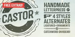 Letterpress Studio Font Free