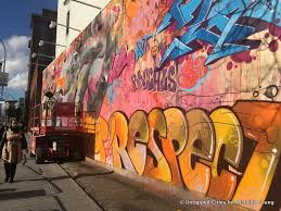 Famous Spanish Mural Artists by New Bowery Mural