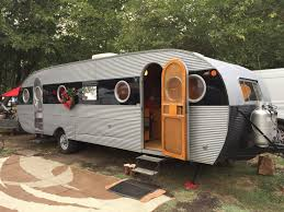 100 Restored Vintage Travel Trailers For Sale Camper Trailer Repair And Decor