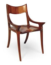 Sam Maloof Rocking Chair Class by Maloof Inspired Chair Finewoodworking