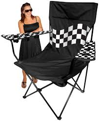 Oversized Kingpin Folding Arm Chair - 6 CUP HOLDERS - 400lbs Weight ... Top 10 Best Camping Chairs Chairman Chair Heavy Duty Awesome Luxury Lweight Plastic Heavy Duty Folding Chair Pnic Garden Camping Bbq Banquet 119lb Outdoor Folding Steel Frame Mesh Seat Directors W Side Table Cup Holder Storage 30 New Arrivals Rated Oak Creek Hammock With Rain Fly Mosquito Net Tree Kingcamp Breathable Holder And Pocket The 8 Of 2019 Plastic Indoor Office Shop Outsunny Director Free Oversized Kgpin Arm 6 Cup Holders 400lbs Weight